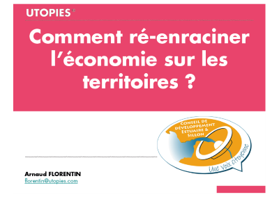 Conférence Débat Arnaud Florentin – 11 déc 2018