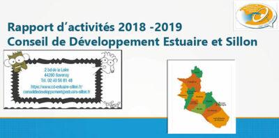 Rapport d'activités 2018 2019