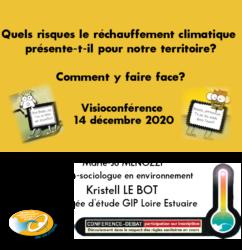 Conférence débat changement climatique – 14 déc 2020