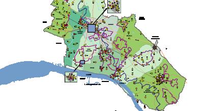 Carte patrimoniale en Estuaire et Sillon